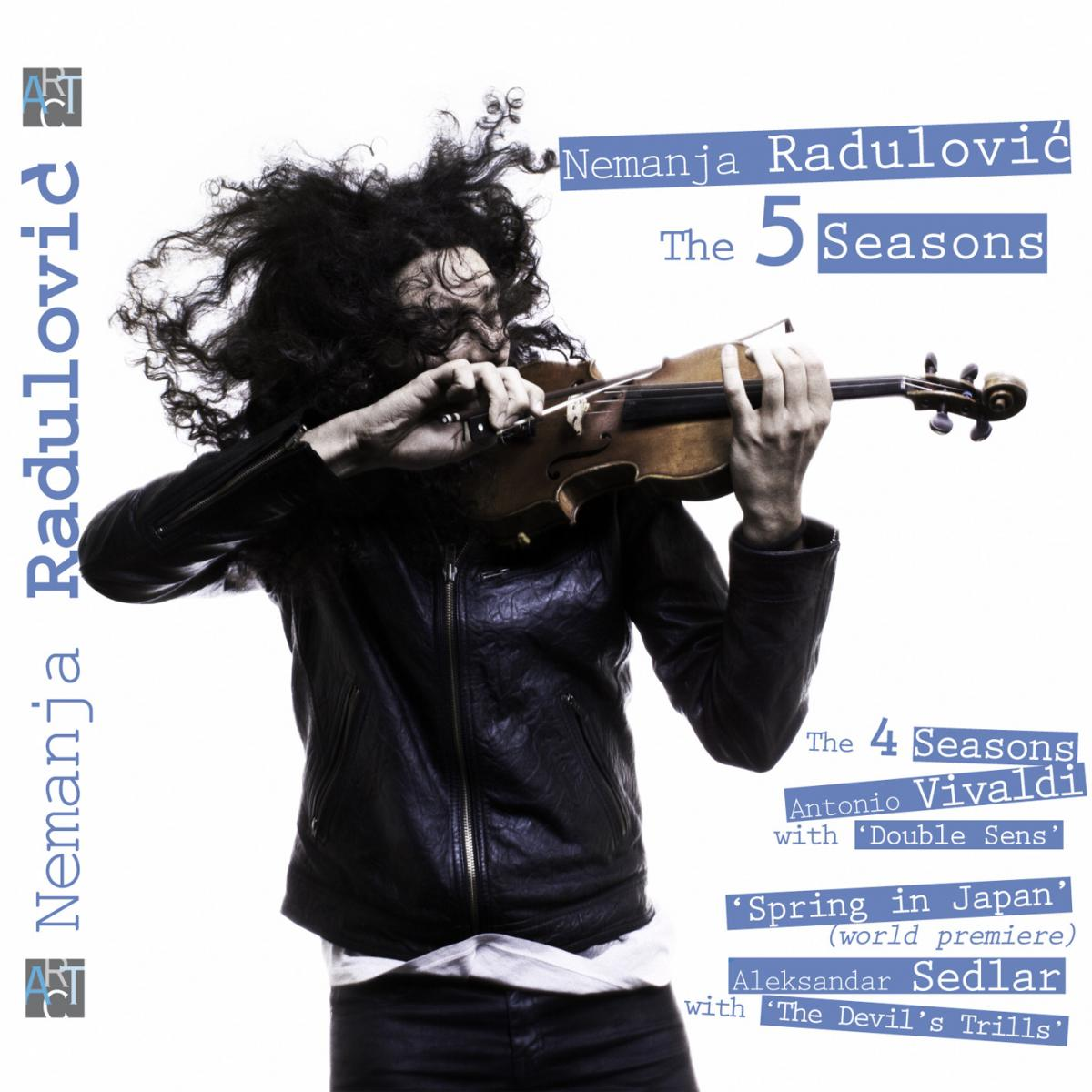 Nemanja Radulovic The 5 Seasons by ArtAct