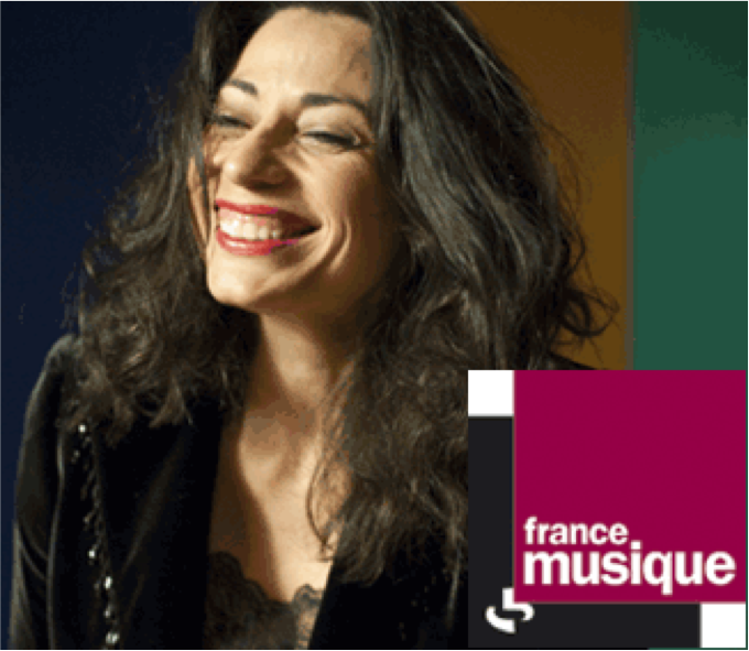 Marcela Roggeri on France Musique