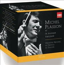 Michel Plasson, coffret 37CD, EMI