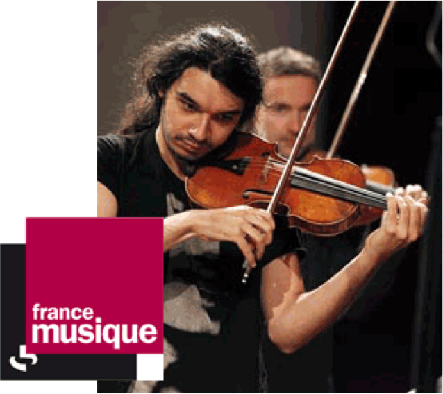 Nemanja Radulovic on France Musique