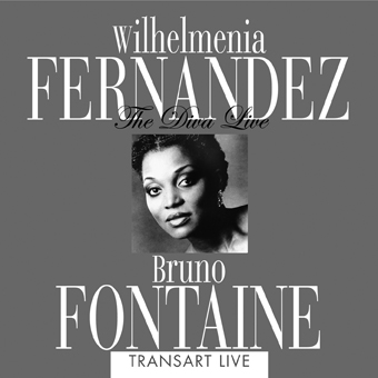 "Whilhelmenia Fernandez ""The Diva Live"""