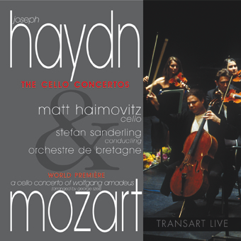 Matt Haimovitz plays Haydn and Mozart