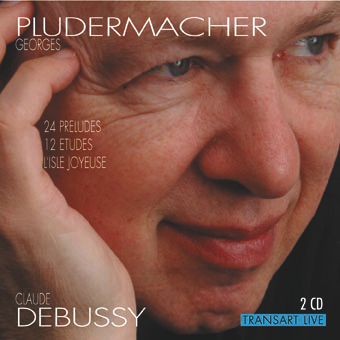 Georges Pludermacher plays Debussy