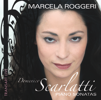 Marcela Roggeri plays Scarlatti