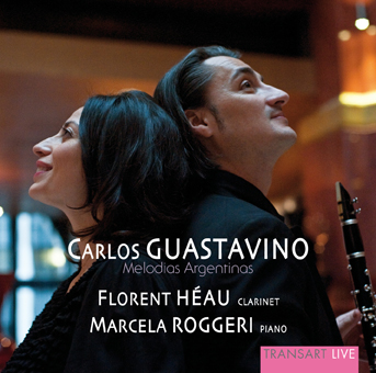 Marcela Roggeri and Florent Héau play Gustavino