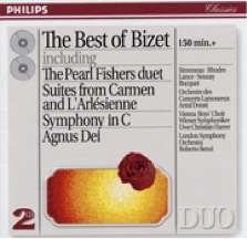 Benzi_Best of Bizet_CD Philips