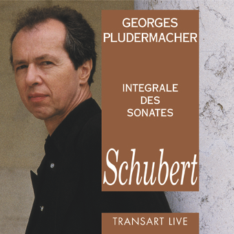 Georges Pludermacher plays all Schubert Sonates