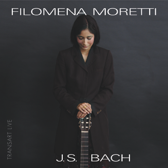 Filomena Moretti plays Bach Vol.I