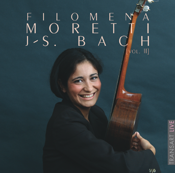 Filomena Moretti plays Bach Vol.II