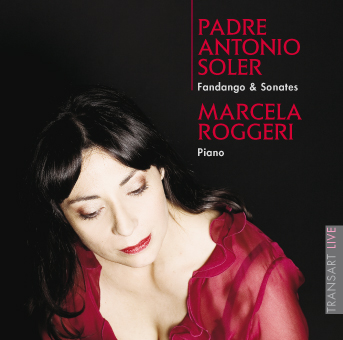 Marcela Roggeri plays Padre Antonio Soler